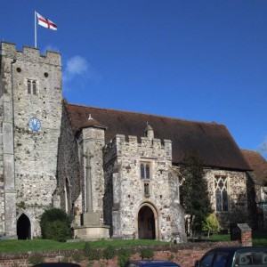 St. George's Church, Wrotham, Kent